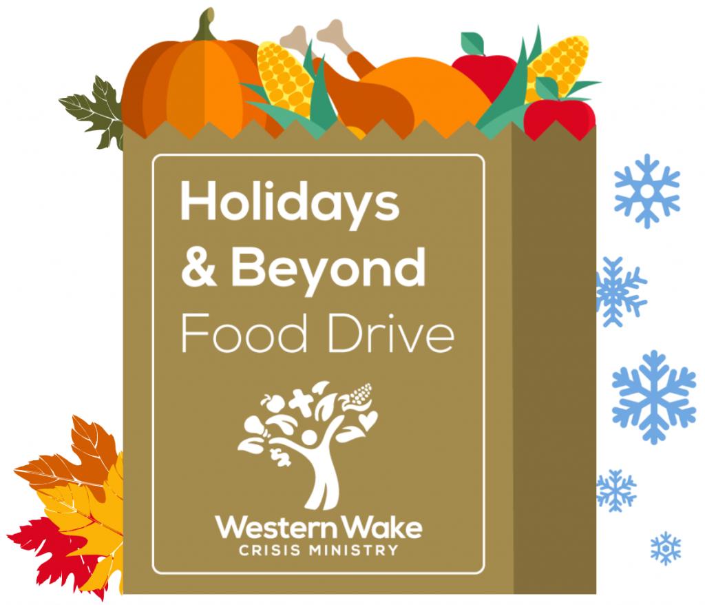 Holidays & Beyond Food Drive