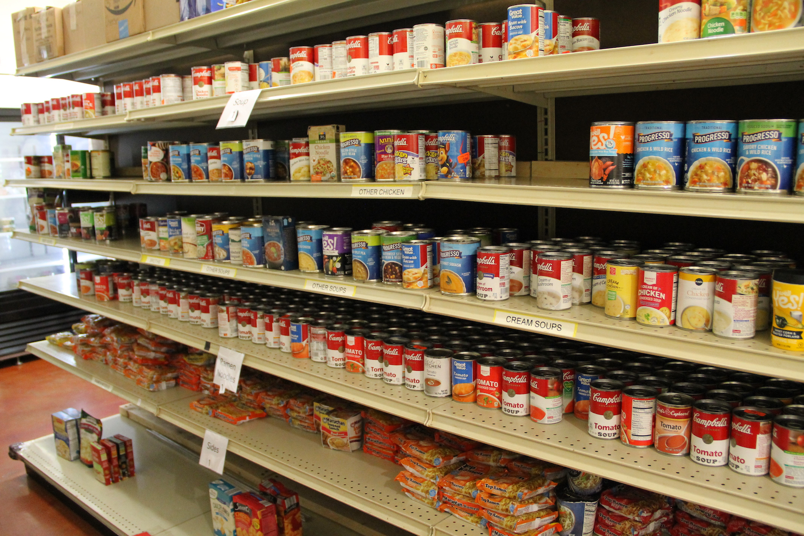 Food Pantry - Canned Goods - WEBSITE copy