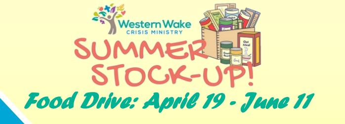 Summer Stock-Up